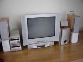 DVDコンポ TV ホームシアター